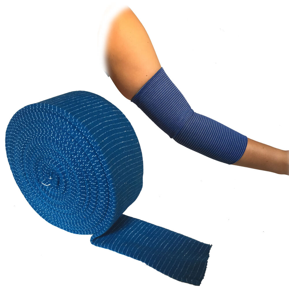 STEROGRIP BLUE ELASTIC CATERING SUPPORT BANDAGE CHEFS ...