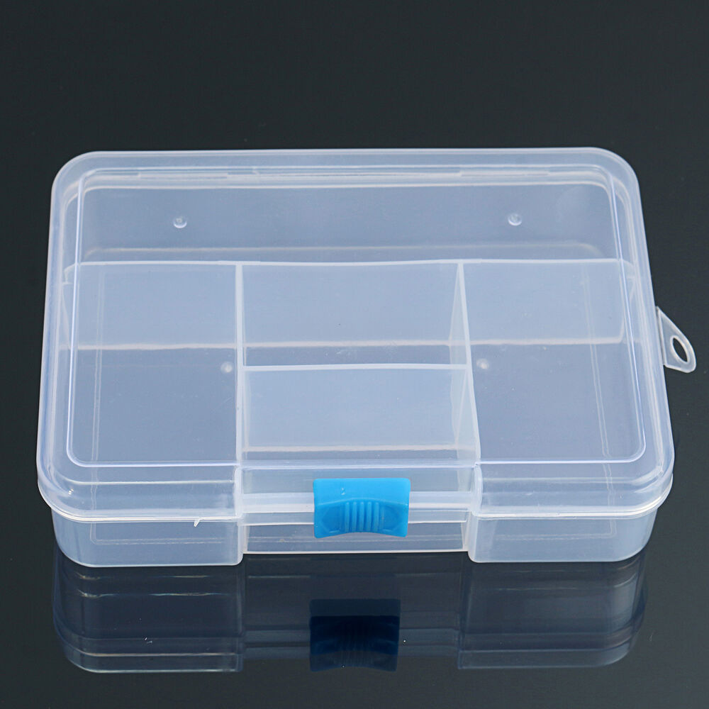 Bead Storage Boxes Plastic Crafts And Bits 10