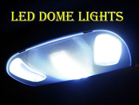 Recon Led Interior Dome Light Kit For Ford F250 F350 Super