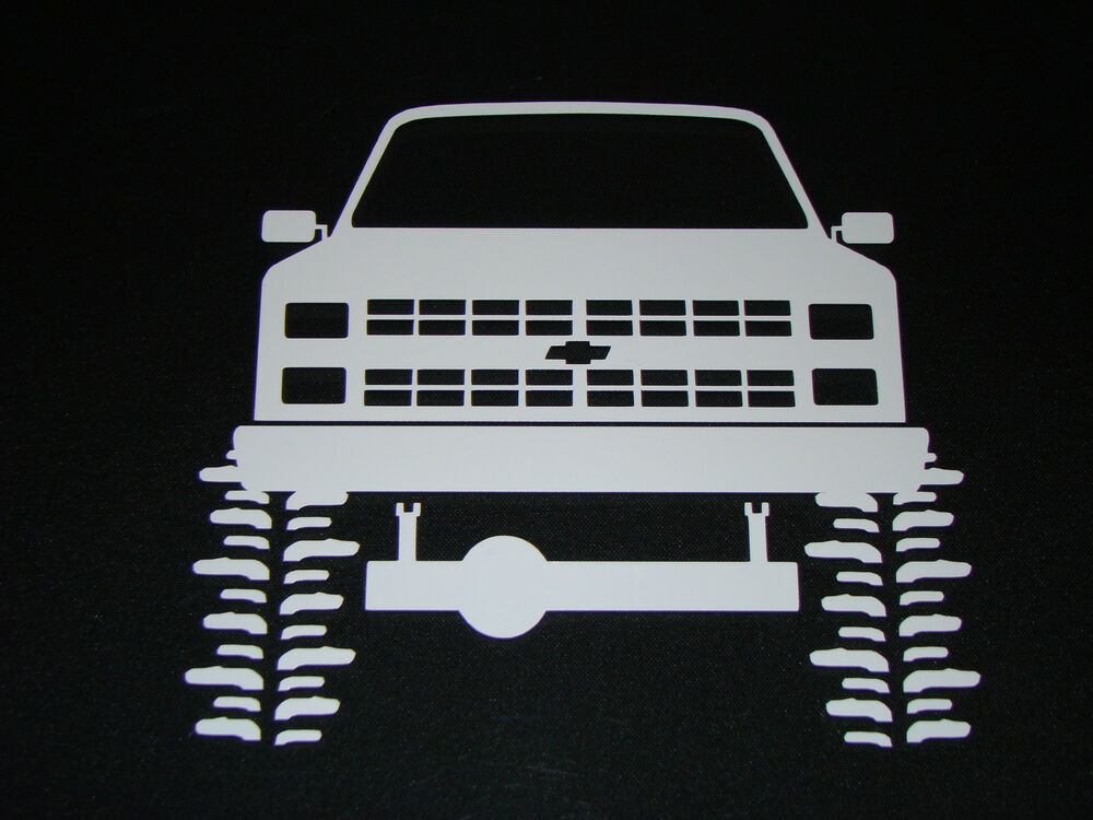 Ford Car Stickers Decals