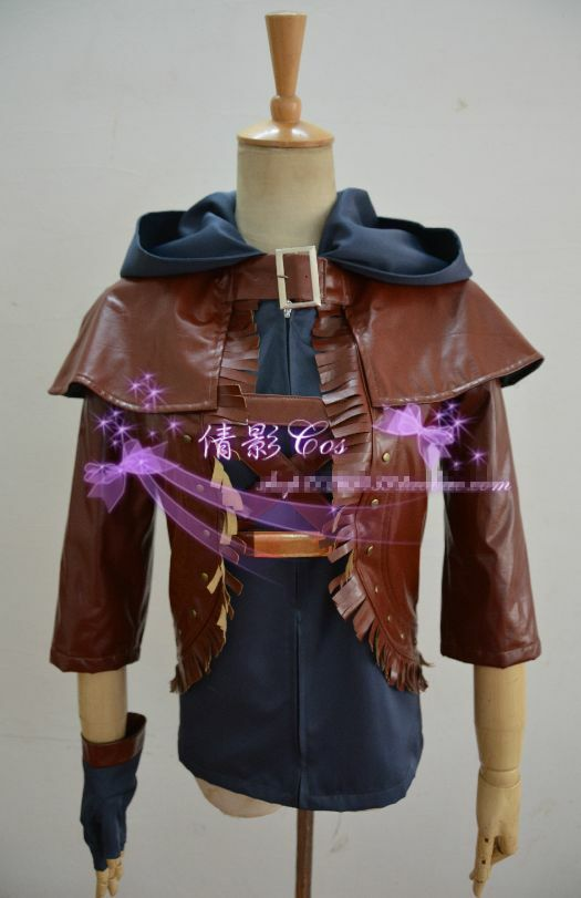 LOL League of Legends Ezreal EZ Hero Cosplay Custom made ...