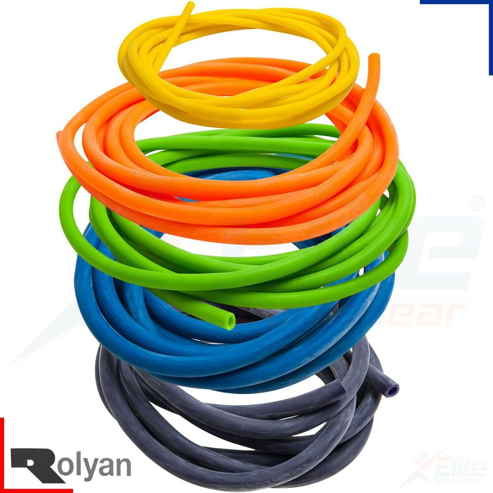 Rolyan Tubing Exercise Rubber Resistance Band Catapult Dub