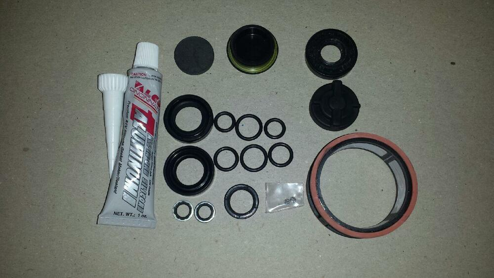 tuff torq k46 t40 seal kit lawn tractor transmission seal. Black Bedroom Furniture Sets. Home Design Ideas