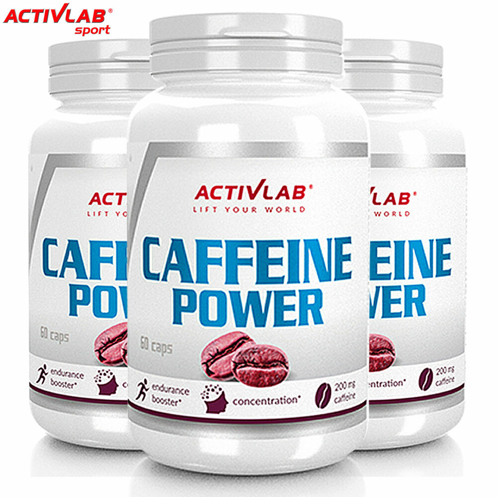 caffeine power 60 300capsules energy endurance stamina pre workout booster pills ebay. Black Bedroom Furniture Sets. Home Design Ideas