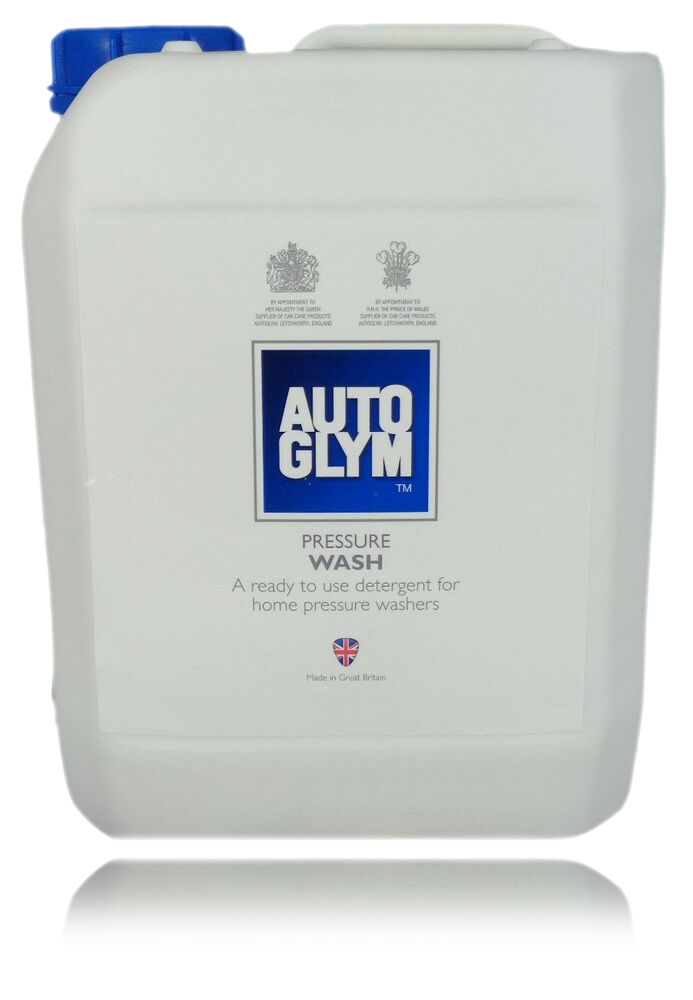 genuine autoglym pressure wash shampoo snow foam 5 litre. Black Bedroom Furniture Sets. Home Design Ideas