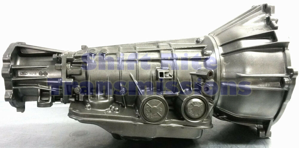 5r44e 1997 2009 2wd Remanufactured Transmission Ford 2 3l