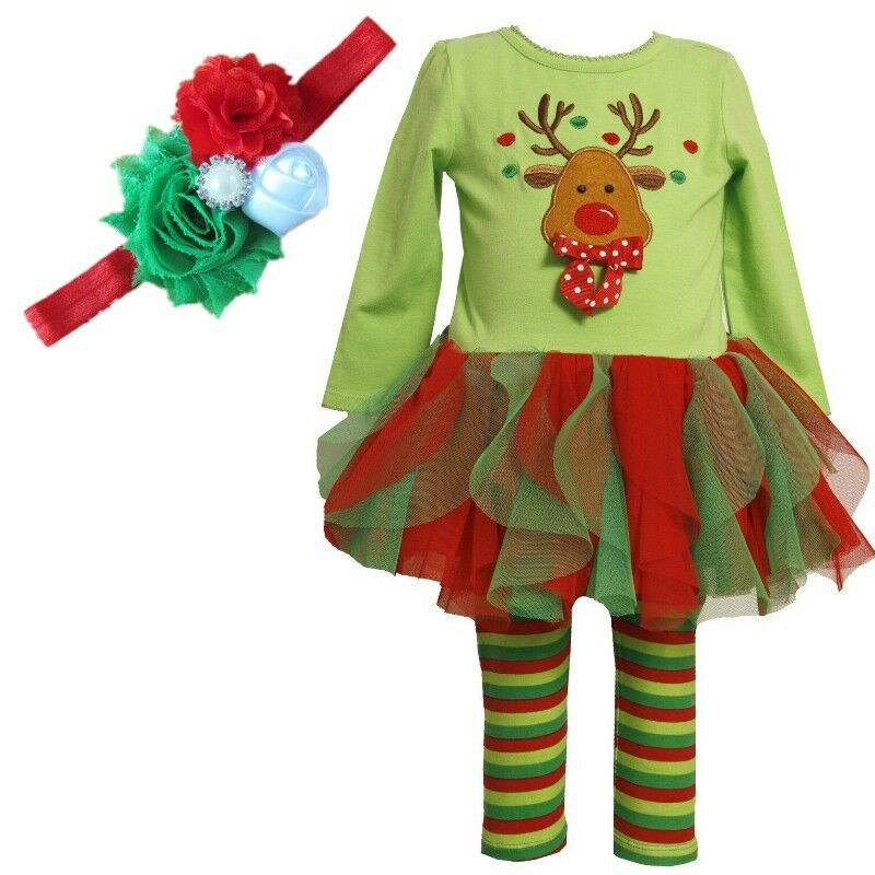Christmas Toddler Dresses