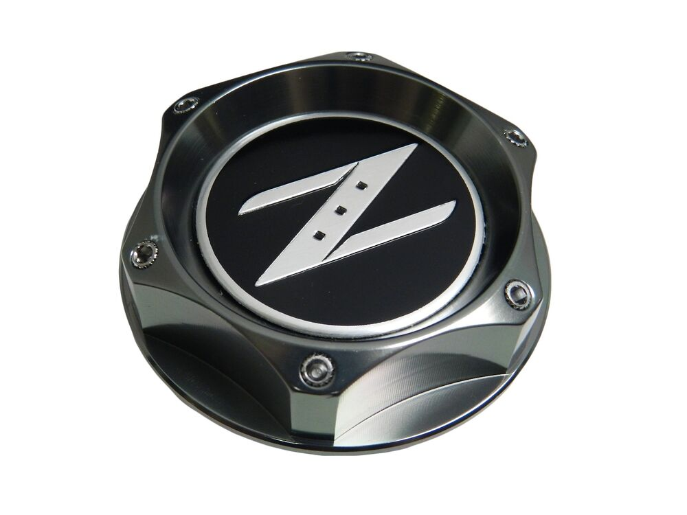 gunmetal bdc style cnc billet engine oil filler cap for. Black Bedroom Furniture Sets. Home Design Ideas