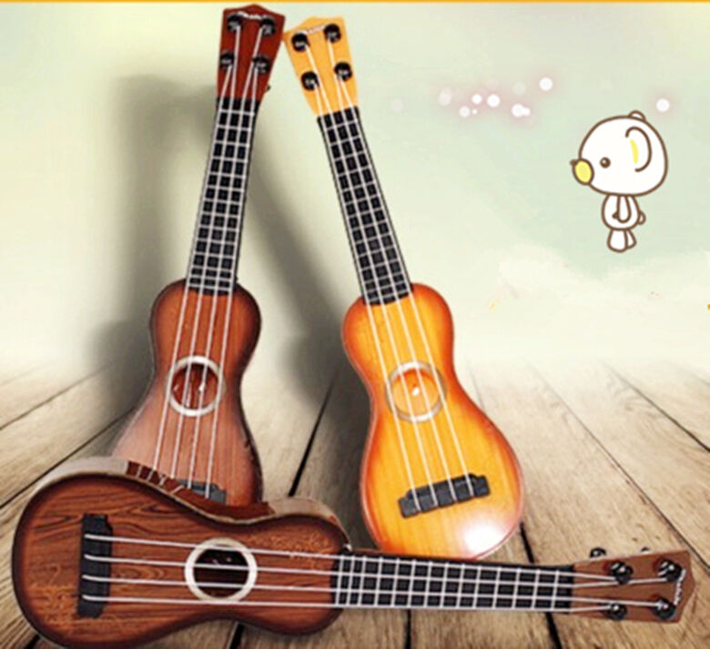Toy Violins For 3 And Up : Musical instrument guitar children baby educational