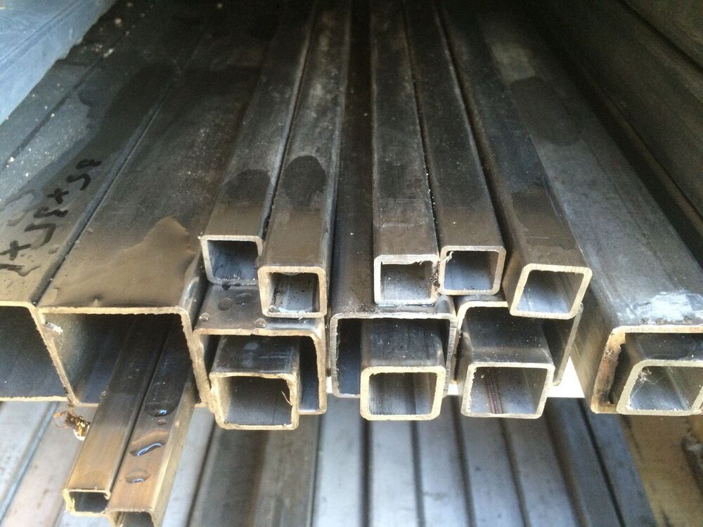 square metal tubing stainless steel square aisi 304 polished various size 29434