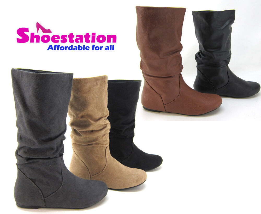 New Fashion Winter Boots For Women Ankle