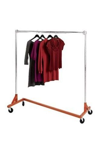 Special Sale Heavy Duty Rolling Single Rail Z Rack