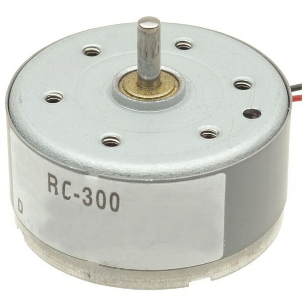 Dc motor 15 to 45 volt operation 10ma start current v ebay sciox Image collections