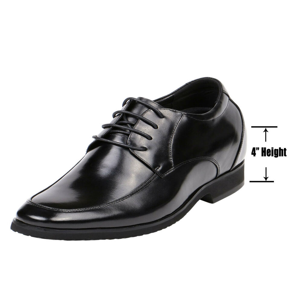 Mens Casual Shoes With   Inch Heel