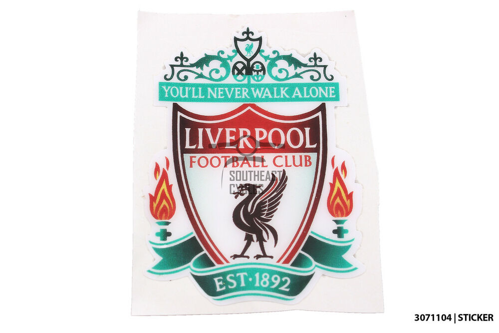 liverpool fc football logo decal sticker for motorbike car laptop home furniture ebay. Black Bedroom Furniture Sets. Home Design Ideas