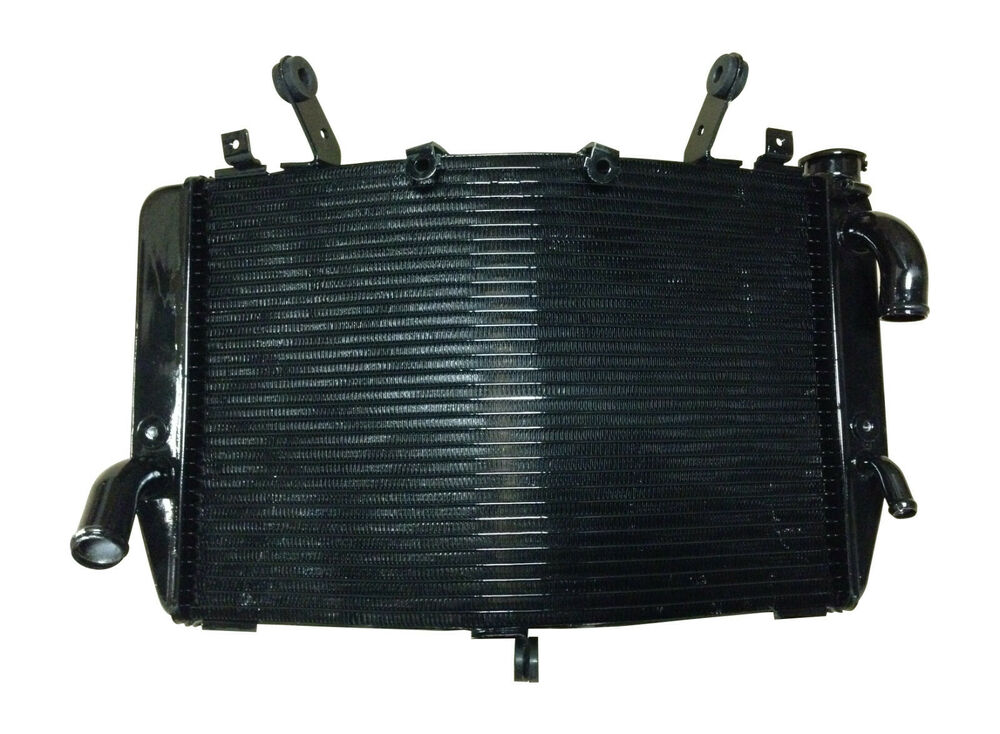 Yamaha 2007 2008 yzf r1 oem replacement radiator new ebay for Yamaha r1 oem parts