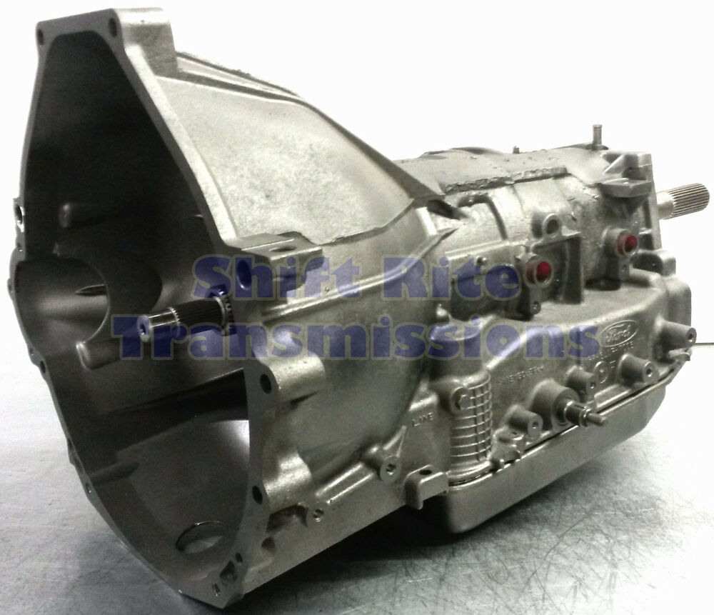 Ford F 150 2000 Remanufactured Complete: 4R70W 1998-2003 4X4 REMANUFACTURED TRANSMISSION FORD 4.6L
