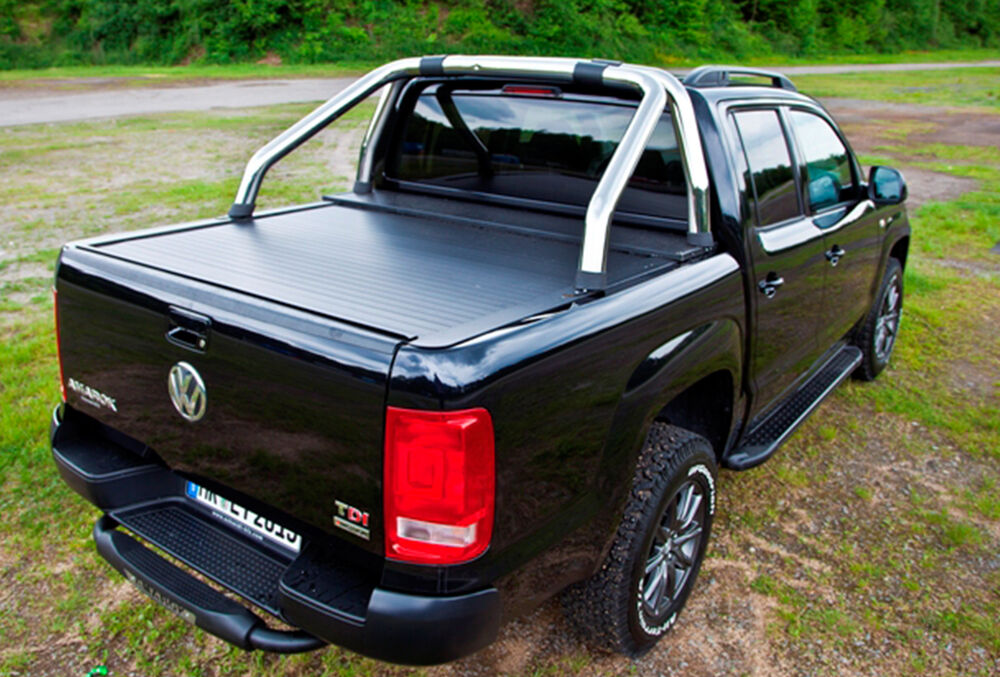 volkswagen amarok singel cab pickup laderaumabdeckung. Black Bedroom Furniture Sets. Home Design Ideas