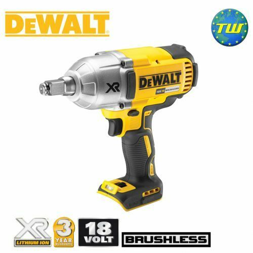 dewalt dcf899hn 18v brushless high torque 1 2 impact. Black Bedroom Furniture Sets. Home Design Ideas