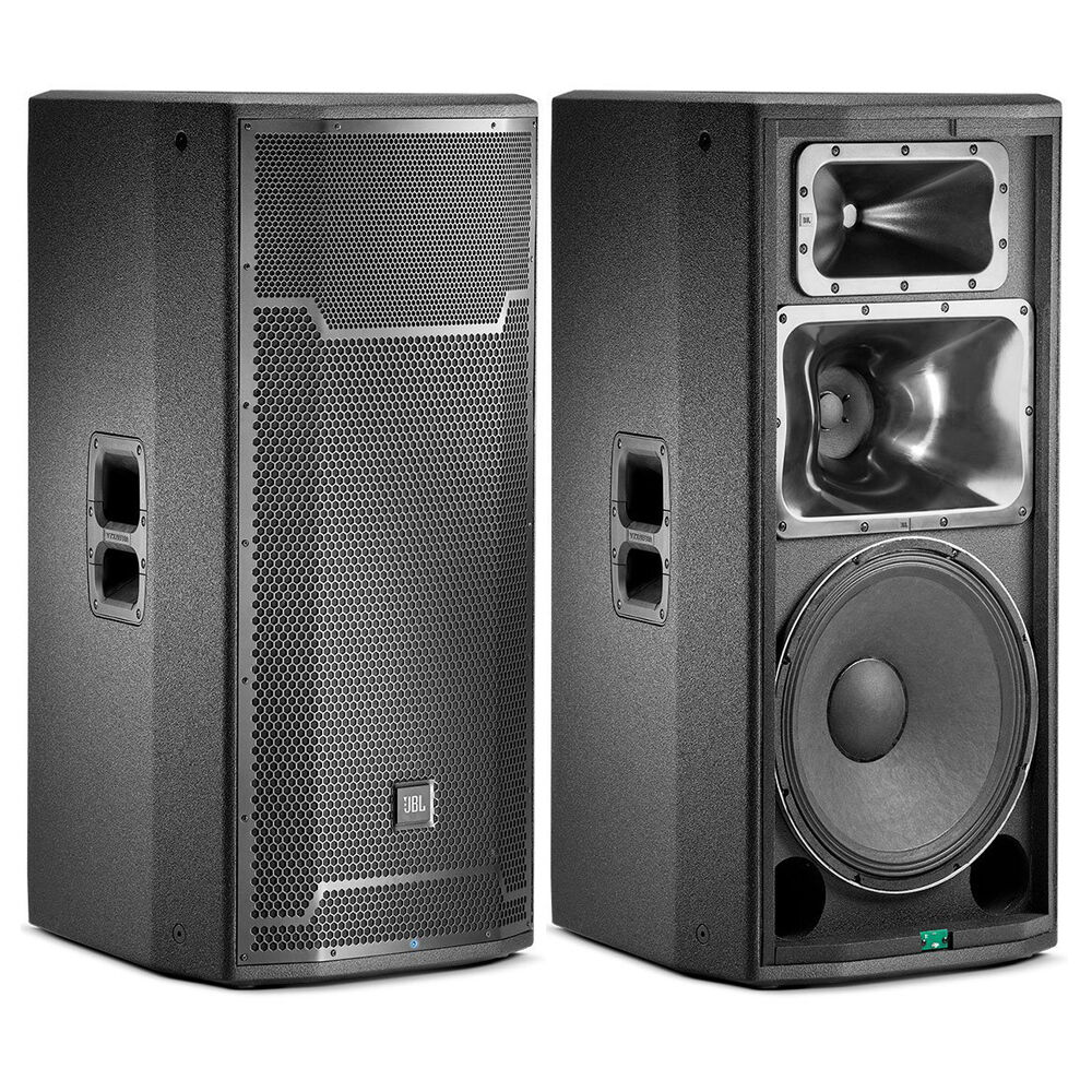jbl prx735 15 3 way high power dj pa speaker system 3000w pair ebay. Black Bedroom Furniture Sets. Home Design Ideas