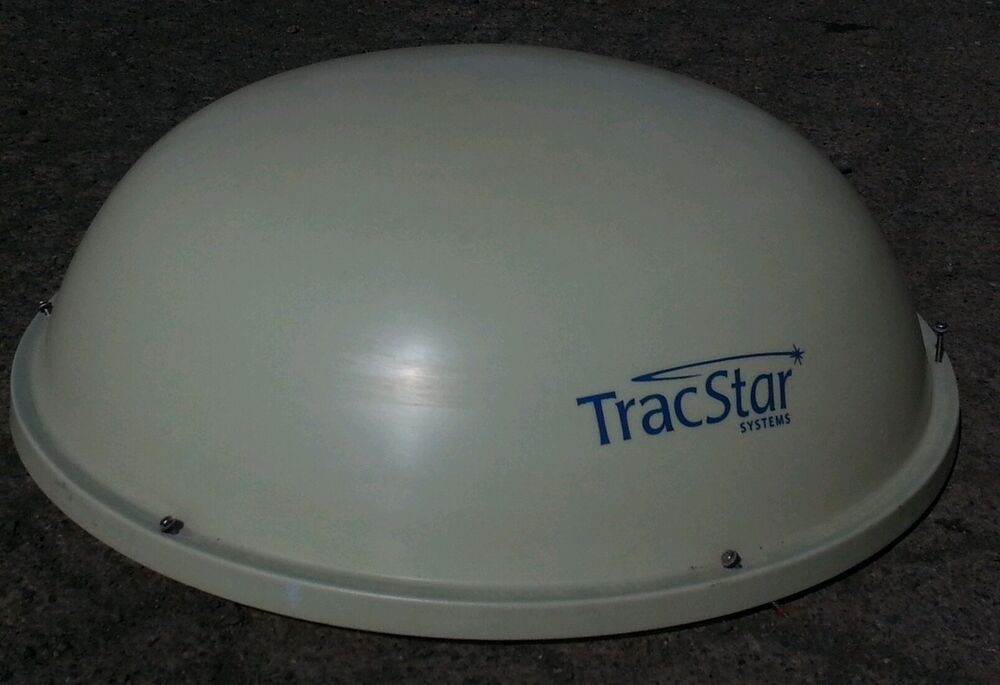 Tracstar Sv360 In Motion Rv Satellite Sys Non Hd Ebay