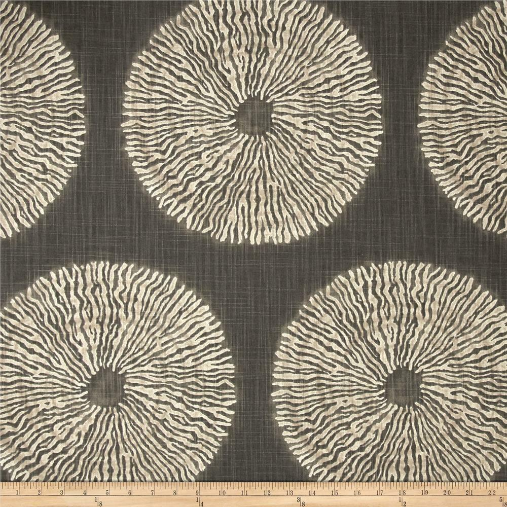 sol greystone home decor fabric grey drapery fabric by yard ebay