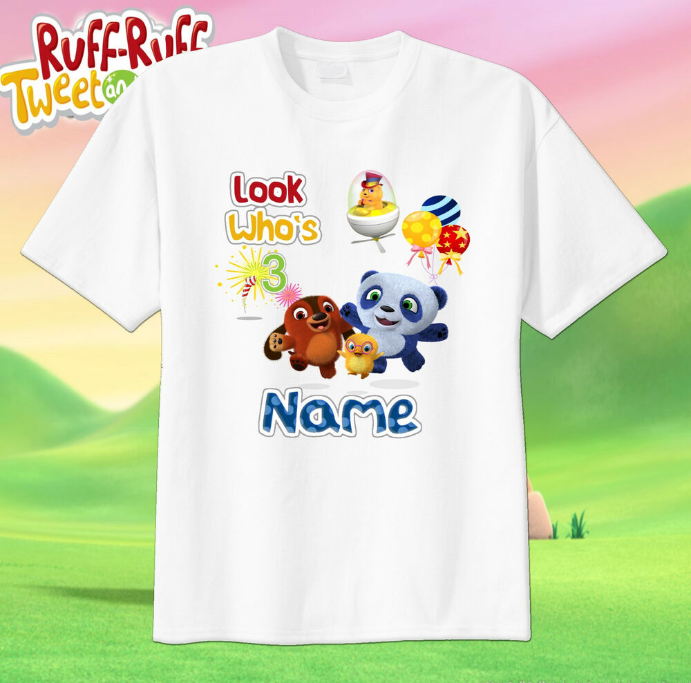 Ruff ruff tweet and dave custom tshirt personalize for Custom t shirts add photo