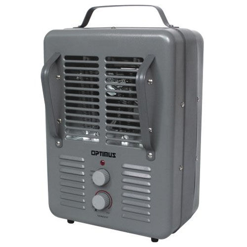 Portable space heater fan forced electric small utility room garage office home 630326130138 ebay - Heating small spaces concept ...