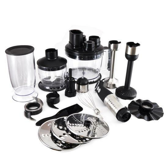 Hand Blenders And Choppers ~ New nutrichef pkhbk vegetable food processor chopper