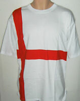 ** BUY ONE GET ONE FREE BNWT ENGLAND/ST GEORGE MENS T-SHIRT.SIZE LARGE/XL ONLY