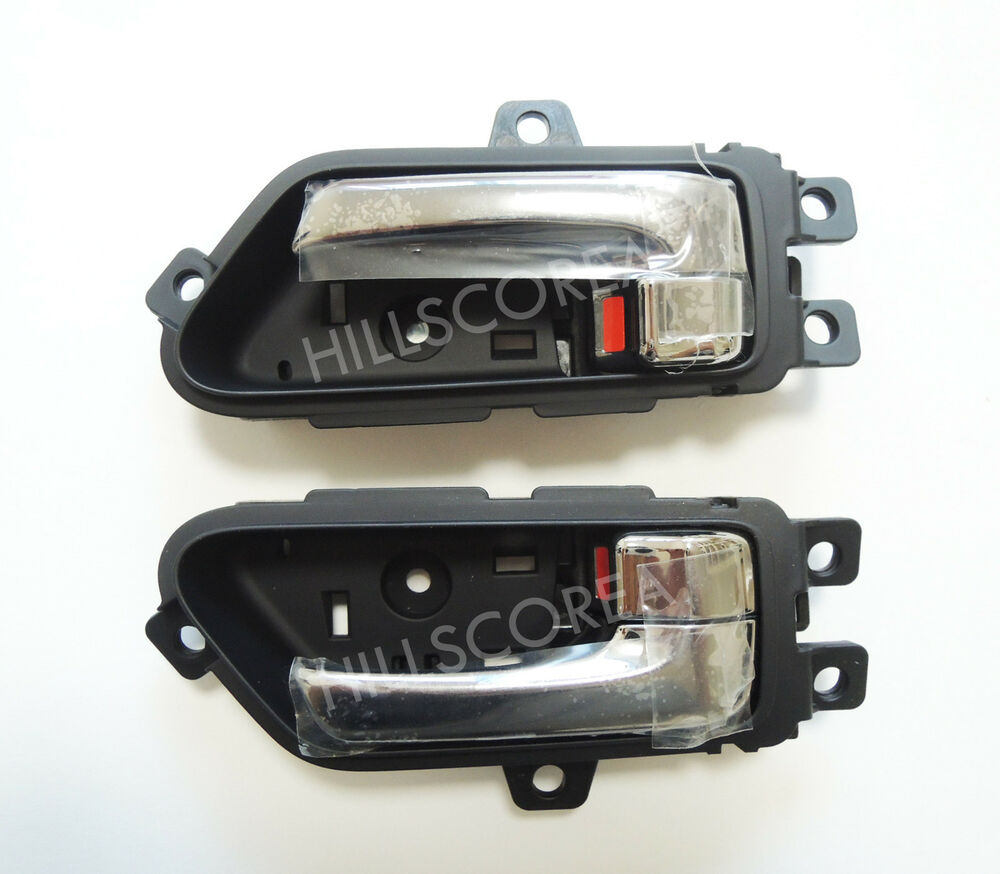 Hyundai Genesis Coupe 2011 2012 Oem Inside Door Handle