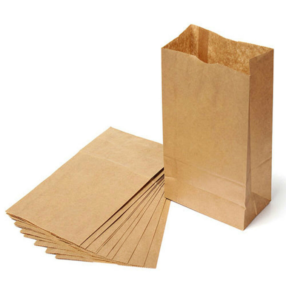 Crafts With Brown Paper Grocery Bags