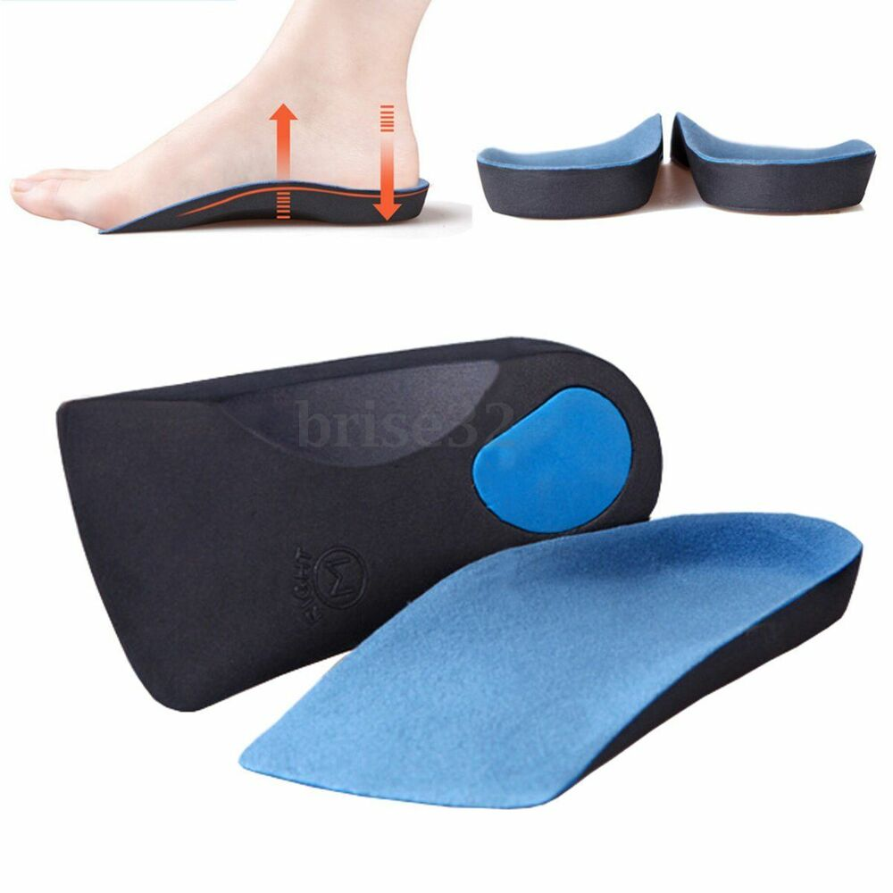The Best Shoe Inserts For Flat Feet