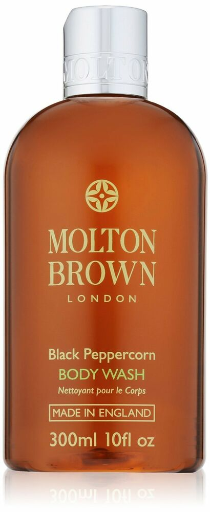molton brown black peppercorn body wash 300ml 10oz new ebay. Black Bedroom Furniture Sets. Home Design Ideas