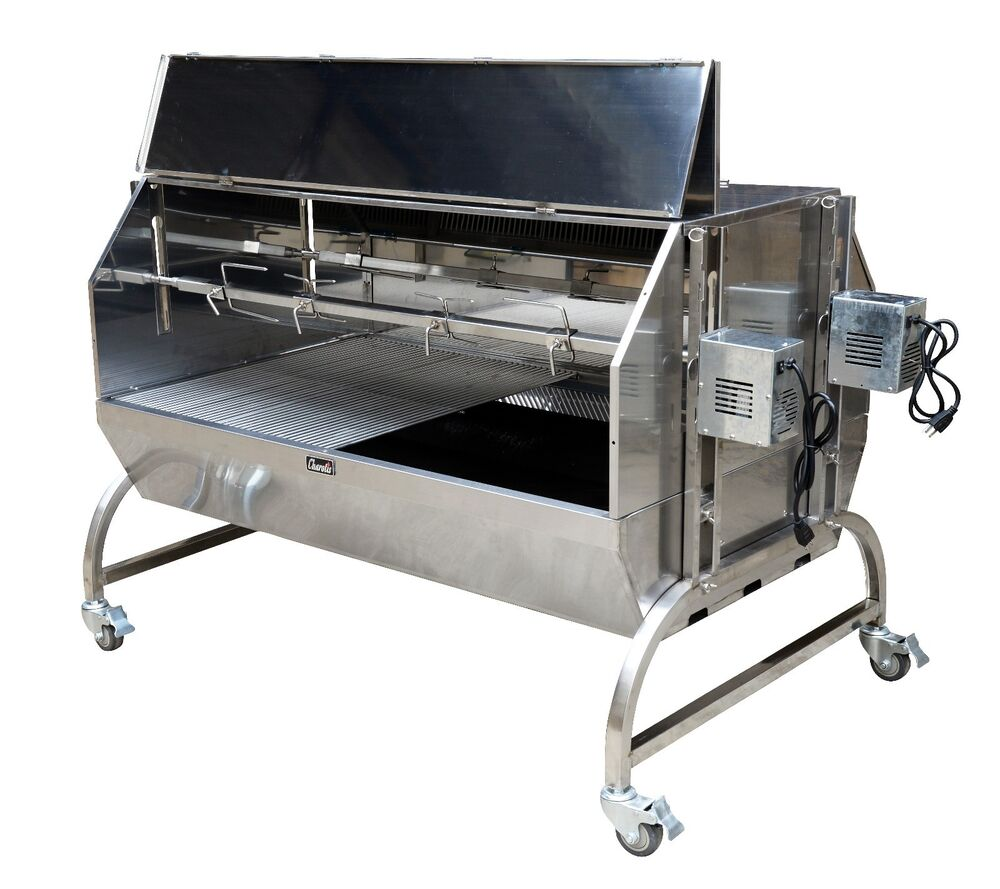 how to clean stainless steel roaster