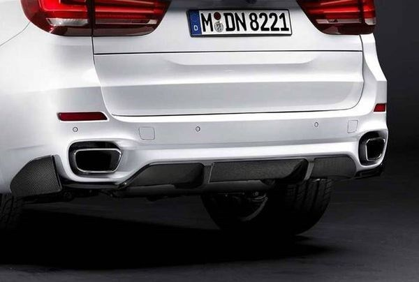 Bmw M Performance Exhaust 2014 Presnt F15 X5 3 5 And 2015