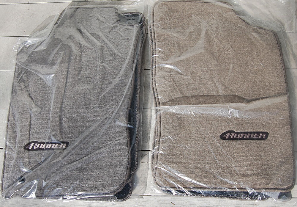 4runner Floor Mats 1996 1997 1998 1999 2000 2001 2002 Tan