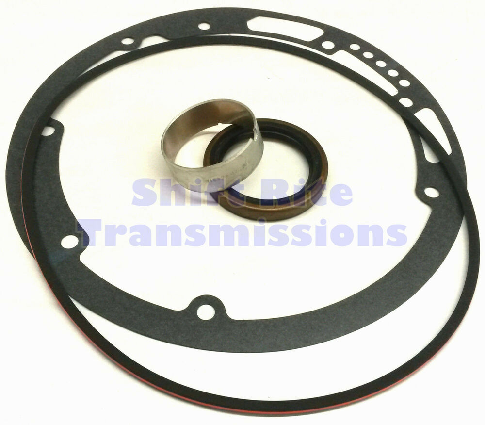 C6 Transmission Front Pump Seal Bushing Kit Torque