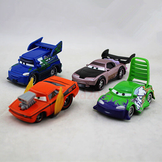 Disney Pixar Cars Boost Snot Rod Dj Amp Wingo Tuner Gang