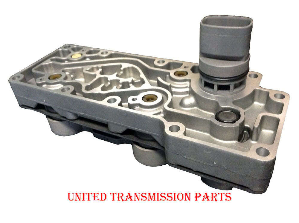 S L on 2000 Ford Expedition Transmission Shift Solenoid