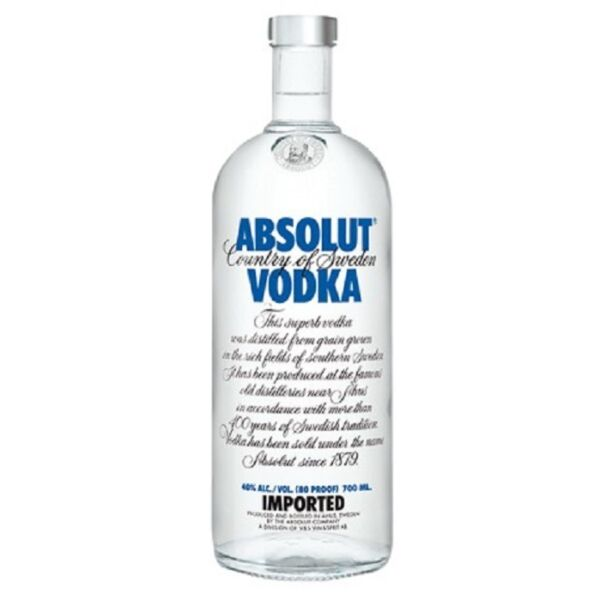 Vodka Absolut  1,75 Litri    175 cl   40% vol.