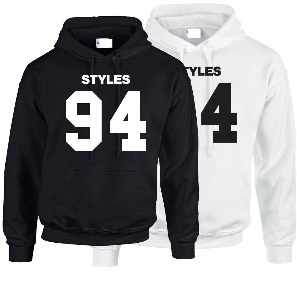 HARRY STYLES 94 HOODIE HOODY TOP ONE DIRECTION 1D XMAS ...