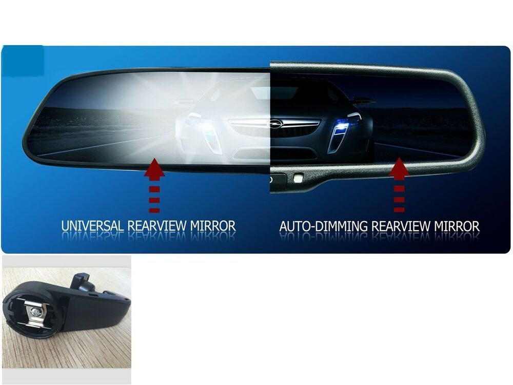 auto dimming interior rearview mirror fit subaru outback legacy etc ebay. Black Bedroom Furniture Sets. Home Design Ideas