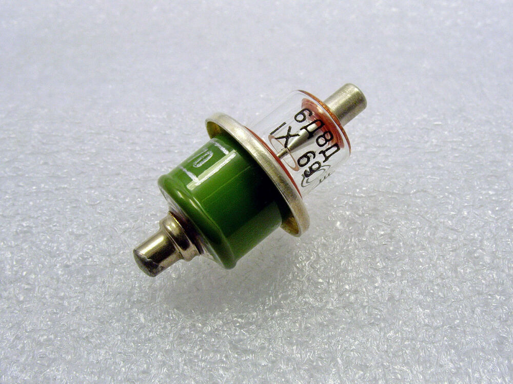 6d8d 6Д8Д Russian High Frequency Detector Diode Tube