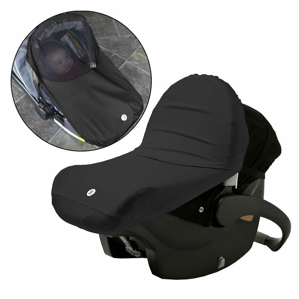boxed imagine baby the shade infant car seat canopy cover upf 50 pick ur color ebay. Black Bedroom Furniture Sets. Home Design Ideas