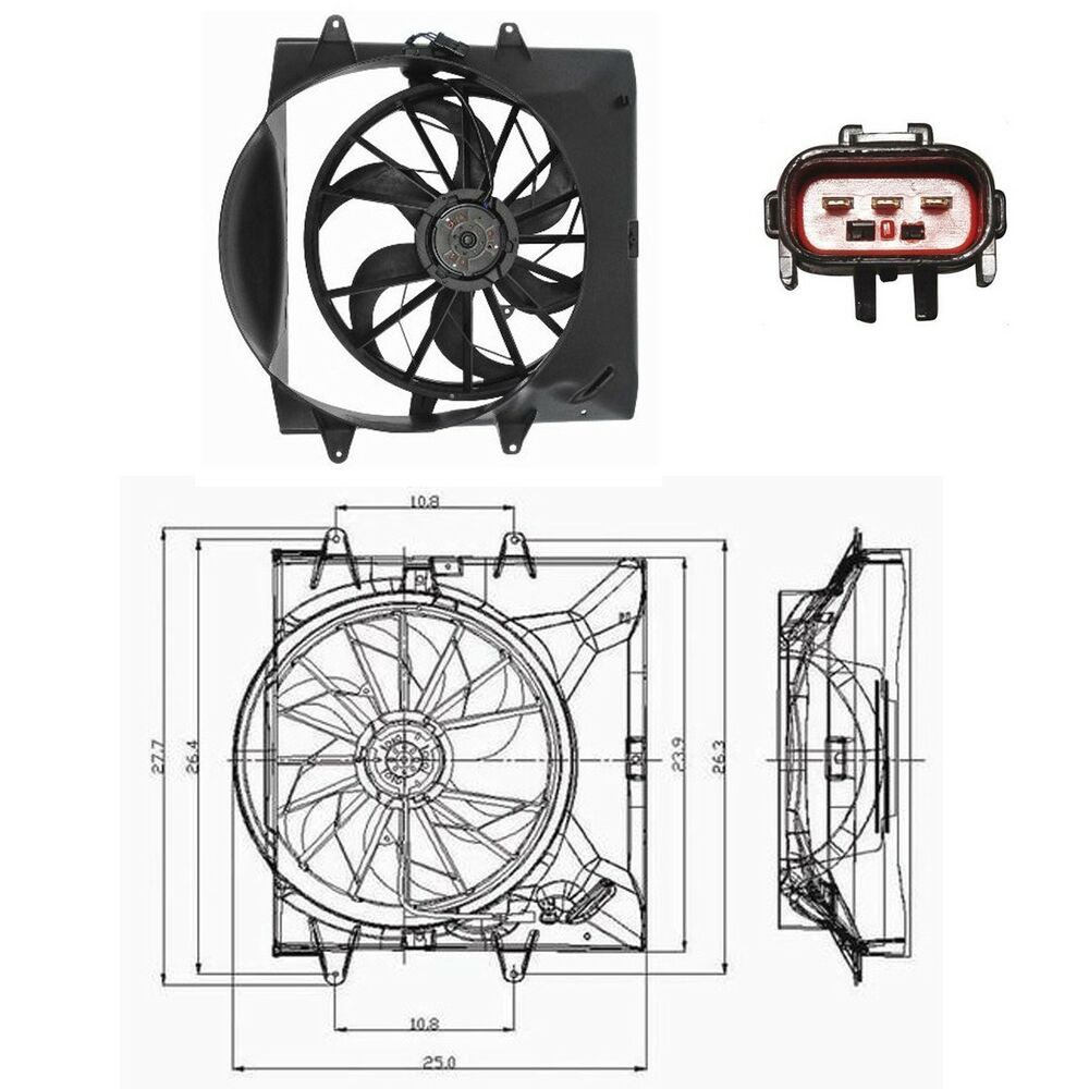 Wiring Diagram  30 2004 Jeep Grand Cherokee Cooling Fan