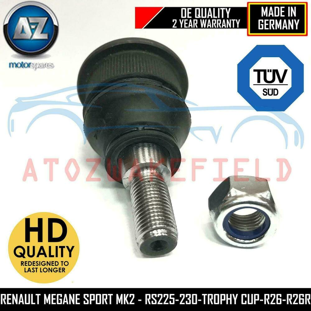 Renault Megane R26r: For Renault Megane Sport RS 225 R26 R26R CUP Trophy Lower