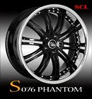 18x8 FORD AU BA BF FG TYHPOON XR8 XR6 BLACK RIM & TYRE PACKAGE COMBO