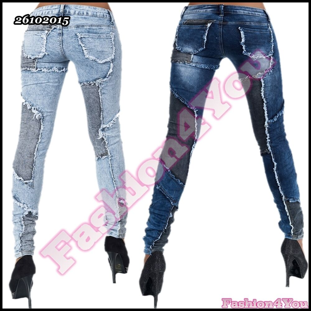 736c2060870a14 Details about Sexy Womens Jeans Ladies Skinny Denim Jeans Trousers Size  6,8,10,12,14 UK