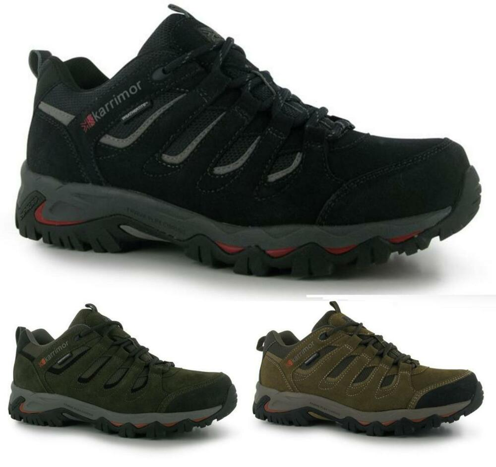 Mens Walking Or Hiking Shoes Size